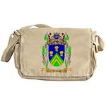 Jessup Messenger Bag
