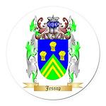 Jessop Round Car Magnet