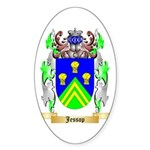 Jessop Sticker (Oval 50 pk)