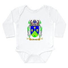 Jessep Long Sleeve Infant Bodysuit