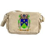 Jessep Messenger Bag