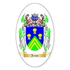 Jesse Sticker (Oval)