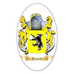 Jespers Sticker (Oval)