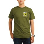 Jesper Organic Men's T-Shirt (dark)