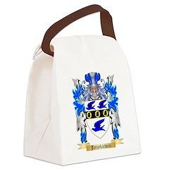 Jerzykiewicz Canvas Lunch Bag
