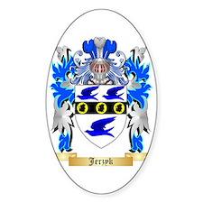 Jerzyk Sticker (Oval)