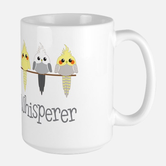 Cockatiel Whisperer Large Mug