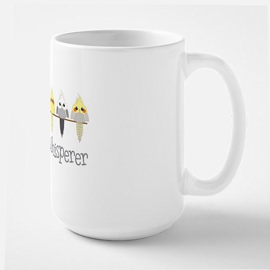 Cockatiel Whisperer Large Mug