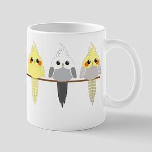 Cockatiels Mug