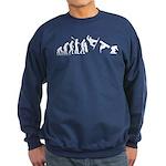 Snowboard Evolution Sweatshirt (dark)