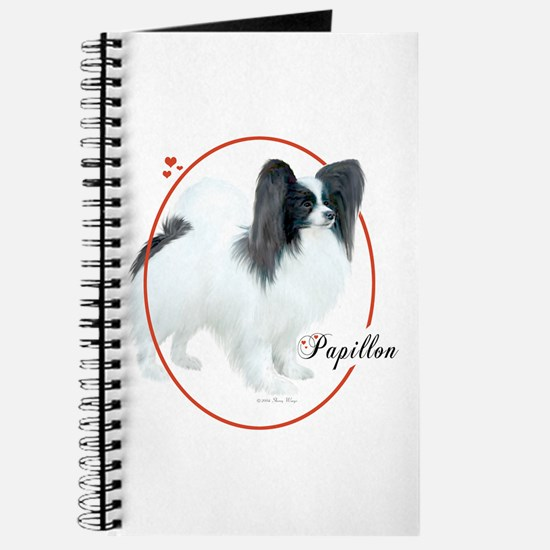 Papillon Cameo Journal