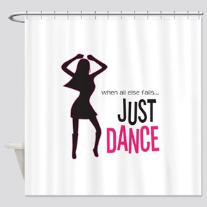 Just Dance - Shower Curtain