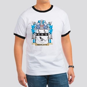 Nicoletti Coat of Arms - Family Crest T-Shirt