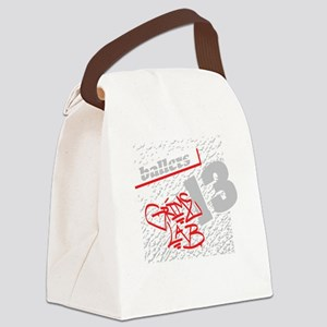 Ballers Canvas Lunch Bag