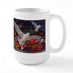 Son Set Goals Large Mug