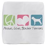 peacedogs Cube Ottoman
