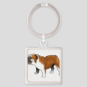 bulldog Keychains