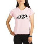 Zombie Evolution Performance Dry T-Shirt