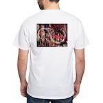 Son Set Goals White T-Shirt