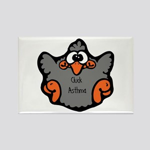 Asthma Rectangle Magnet