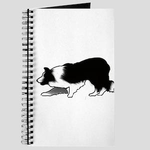 border collie Journal