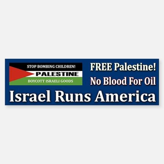 No Blood For Oil - Bumper Bumper Bumper Sticker