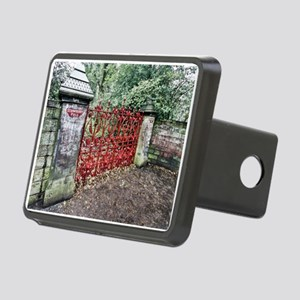 Strawberry Fields Rectangular Hitch Cover