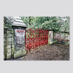 Strawberry Fields Postcards (Package of 8)