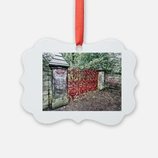 Strawberry Fields Ornament
