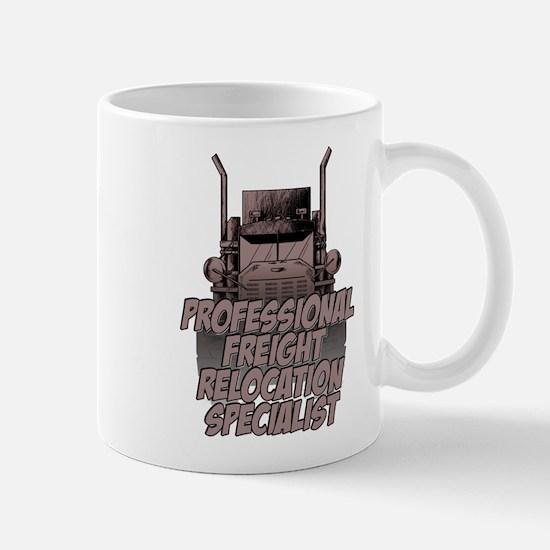 Professional Freight Relocation Specia Mug