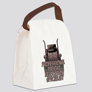 Professional Freight Relocation Canvas Lunch Bag