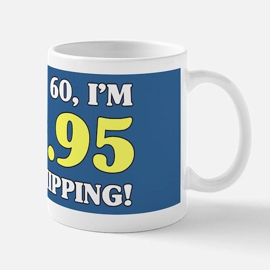 60th Birthday Gag Mugs