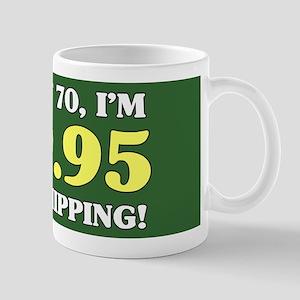 70th Birthday Gag Mugs