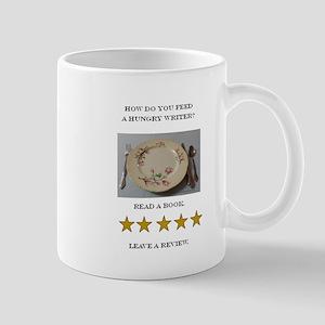 Feed a Writer Mugs