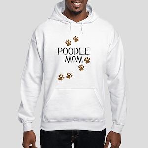 Poodle Mom Hooded Sweatshirt