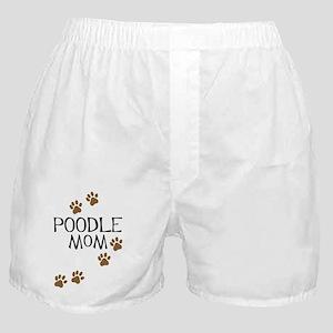 Poodle Mom Boxer Shorts