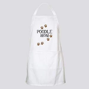 Poodle Mom BBQ Apron