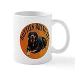 Rotties Bring It & Rule Mug