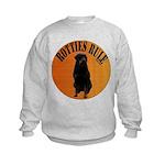 Rotties Bring It & Rule Kids Sweatshirt