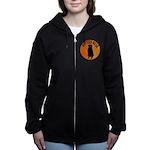 Rotties Bring It & Rule Women's Zip Hoodie