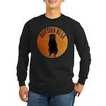 Rotties Bring It & Rule Long Sleeve Dark T-Shirt