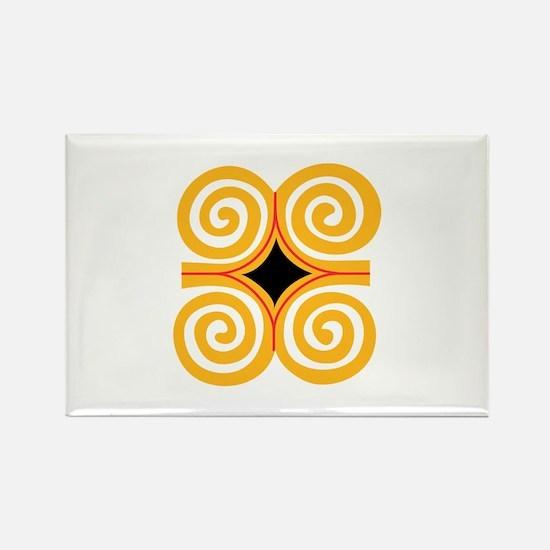 ADINKRA STRENGTH Magnets