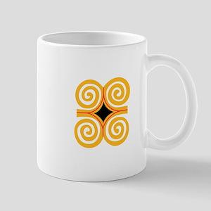 ADINKRA STRENGTH Mugs