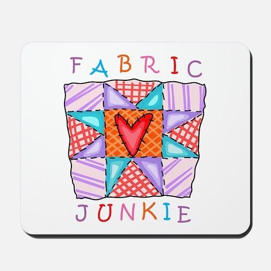 Fabric Junkie Mousepad