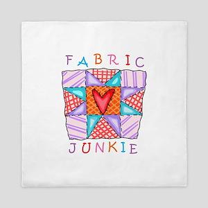 Fabric Junkie Queen Duvet
