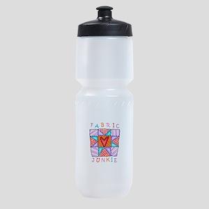 Fabric Junkie Sports Bottle