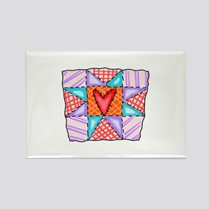 PATCHWORK QUILT Magnets