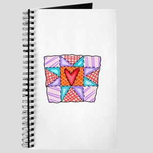 PATCHWORK QUILT Journal
