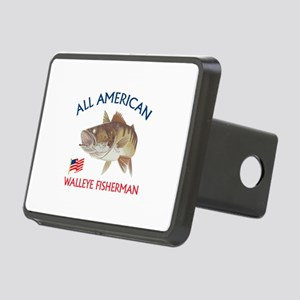 AMERICAN WALLEYE FISHERMAN Hitch Cover