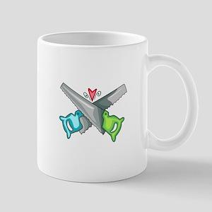 HANDSAWS Mugs